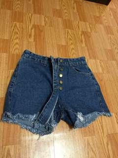 🚚 Lulus 牛仔褲裙