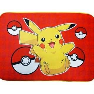 寶可夢 皮卡丘 防滑 地墊 精靈寶可夢 神奇寶貝 pokemon Pikachu 止滑 踏墊 全新 現貨 正版 可愛