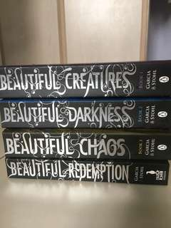 Beautiful Creatures: The Complete Series Box Set