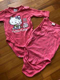 🚚 Baby girl preloved apparel
