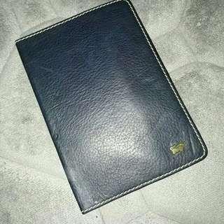 Sarung passport Braun Buffel ori