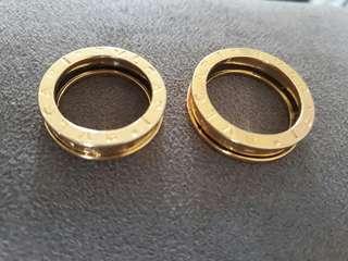Couple ring or wedding ring