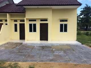 Rumah minimalis type 64
