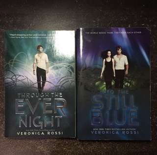 Through the ever night under the never sky book bundle pb