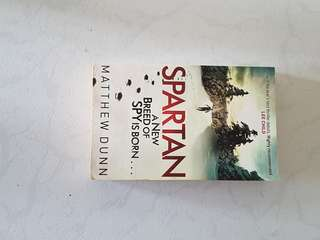 Spartan by Matthew Dunn