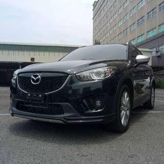 2014年CRV黑色跑13萬(可議價)大桃園優質二手中古車買賣