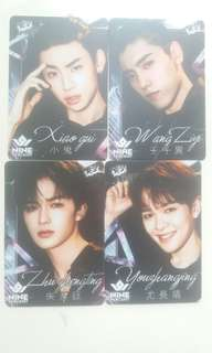 Nine Percent Yescard