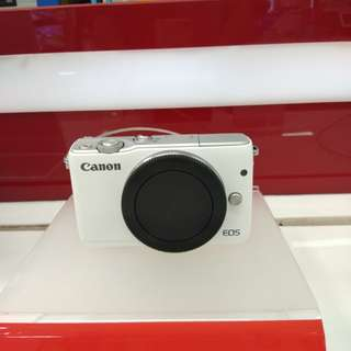 Bisa cicil camera M10 tanpa kartu kredit proses cepat dan bisa langsung di bawa pulang persyaratan cukup mudah