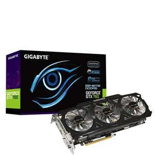 Gigabyte GTX760 2GB