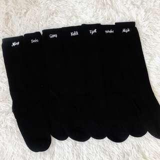 Personalized Long Socks
