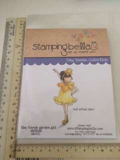 Stamping bella tiny townie