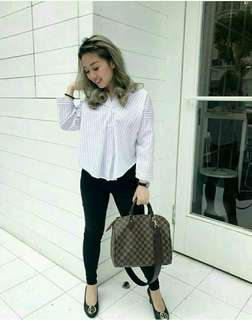 CANDY WHITE BLOUSE