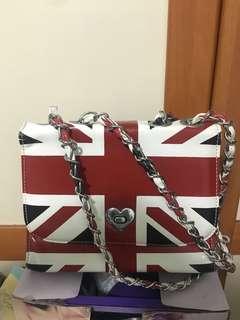 英國國旗袋