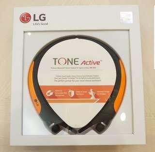 🚚 LG 無線藍芽耳機HBS-850