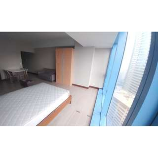 FOR RENT Studio Unit in Three Central