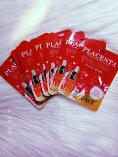 Ekel korean mask sheet placenta