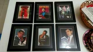 Mr.Bean 豆豆先生 簡約相片畫框