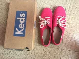 Keds Champ Oxford Pink