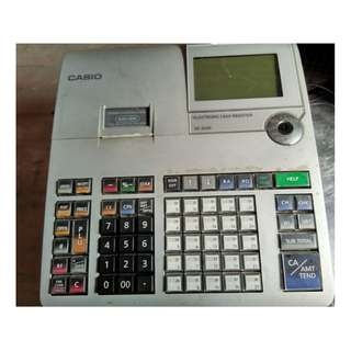 Mesin Cash Register Casio S-Se400