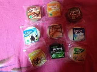 Sabun organic sabun alami natural soap