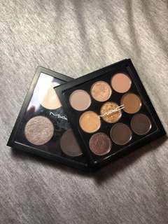 M.A.C Eyeshadow Palettes