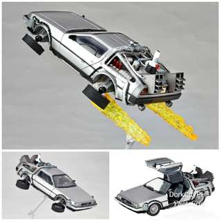 Revoltech DeLorean Back To The Future