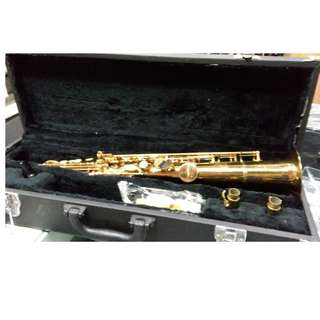Johnson Soprano saxophone