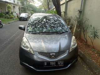 Jazz RS matic 2009 Grey
