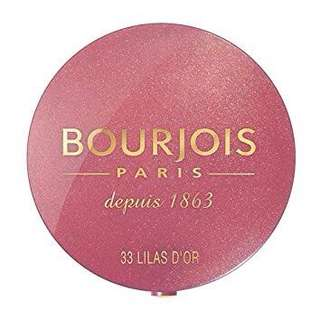 Bourjois Blush #33 Lila's D'Or