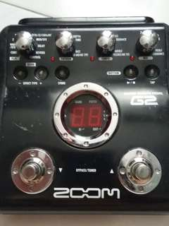zoom pedal