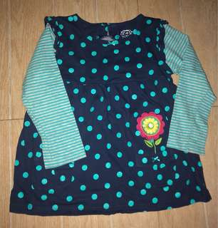 Long sleeves top for toddler
