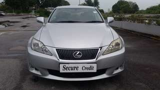 Lexus IS250 2.5 Auto