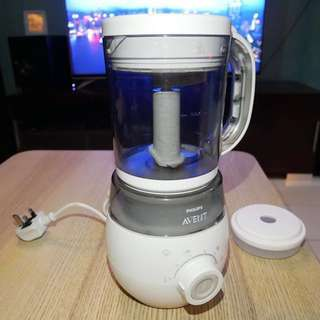 Philips Avent 4-in-1 Baby Food Maker