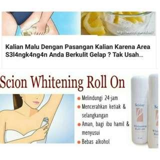 scoin whitening Rollon
