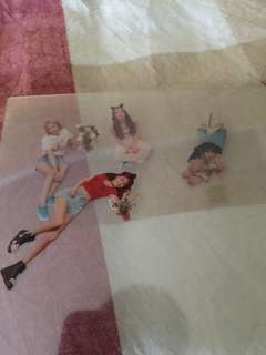 Twice What is Love Postcards