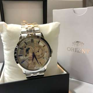 Orient Automatic Sun And Moon  FET0P002W0  Men's Watch