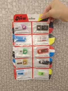 🚚 ✨全新 SD卡讀卡機 均一價12元