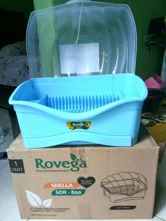 Rak piring rovega SDR 800 shella blue colour .