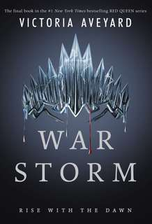 War Storm [ #4 of red queen ]