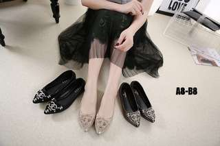Chanel Glamour A8-B8