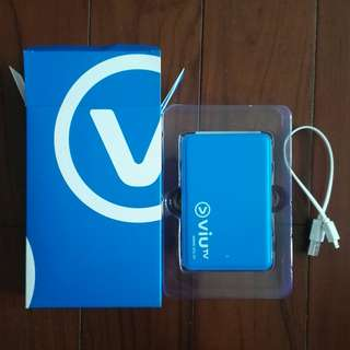 VIU TV portable power bank USB phone/tablet charger 4000mAh