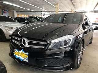 FB 搜尋🔍【阿彥嚴選認證車-Yencar】2013 A180 AMGLine黑、中古車、二手車、全額貸、車換車