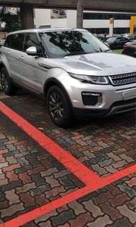 Land Rover Range Rover Evoque 2.0 Auto HSE Dynamic 5-door