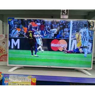 Sharp LED TV Bunga Ringan Promo Ok Gratis 1x Cicilan