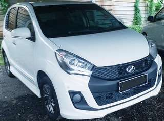 SAMBUNG BAYAR/CONTINUE LOAN  PERODUA MYVI 1.5 SE AUTO  YEAR 2015 MONTHLY RM 650 BALANCE 6 YEARS + ROADTAX VALID TIPTOP CONDITION  DP KLIK wasap.my/60133524312/myvise