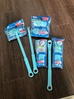 Daiso Melamine Cleaner Sticks