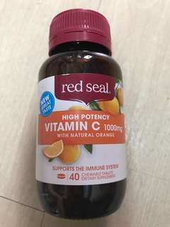 [全新]Red Seal Vitamin C