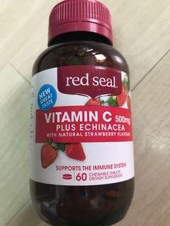 [全新]Red Seal Vitamin C