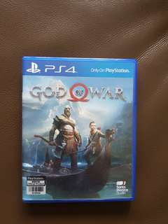 🚚 God of War
