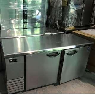 Used 2 door  Undercounter Freezer  (Made in Japan)
